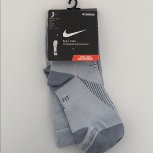 Brand new Nike Elite high-level compression socks